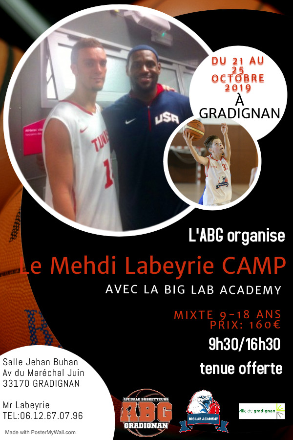 mehdi labeyrie camp